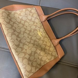 TIPS- How to restore damaged Coach bag for $0